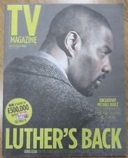 Idris Elba – TV magazine – 29 June 2013