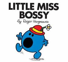 LITTLE MISS BOSSY Roger Hargreaves kids book Mr. Men