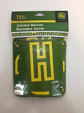 John Deere Jointed Banner Decorations Tractor Theme Birthday Party Supplies