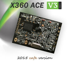 X360ACE V3.0 Support all Corona & Falcon Programmable PCB New 2015 Cafe Edition