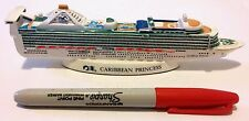 RARE CARIBBEAN PRINCESS - CARIBBEAN CRUISE LINE CERAMIC SHIP MODEL SCULPTURE 6""