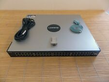 Cisco Linksys SFE2010P 48-Port 10/100/1000 EthernetSwitch PoE