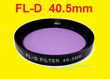 40.5mm FL-D FILTER FLD Fluorescent for Nikon 1 J1 V1 40.5 mm