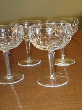 Waterford Saucer Champagne/Sherberts 4 (Kildare Pattern)