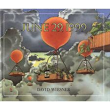 June 29, 1999 by David Wiesner (Hardback, 1995)