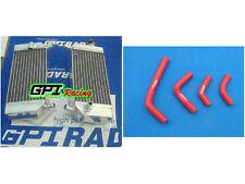 Aluminum radiator + HOSE Honda CRF250X CRF 250X 2010-2013 2011 2012 10 11