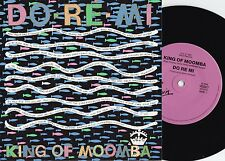 Do Re MI ORIG OZ PS 45 King of Moomba NM '87 Virgin Deborah Conway Pop Rock