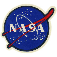 Officially Licensed NASA Insignia Emblem Oversized 5 Inch Felt Patch