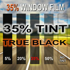 2PLY 0.5 x3M 35% VLT Black Car Home Glass Window TINT TINTING Film Vinyl Sticker
