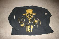 Vtg ICP Insane Clown Posse RINGMASTER OG Majik Ninja Family L/S Shirt xl