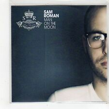 (FS346) Sam Roman, Man On The Moon - DJ CD