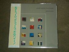 Brian Eno More Music For Films Japan Mini LP