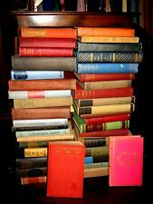 Lot of 10 Old Vintage Books Unsorted Collectible Antique Mix Hard to Find