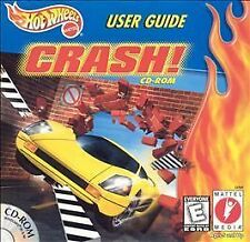 Hot Wheels Crash (Jewel Case) - PC THQ Video Game