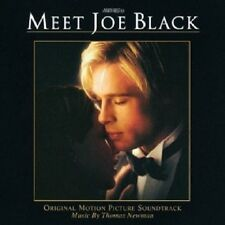 THOMAS NEWMAN  (COMPOSER)/OST - MEET JOE BLACK  CD 20 TRACKS SOUNDTRACK NEU