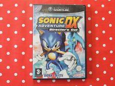 Sonic Adventure DX Director's Cut Nintendo Gamecube GC in OVP