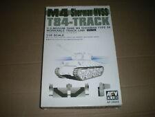 AFV 35033 1/35  M4 Sherman HVSS T84-Track Rubber Type workable
