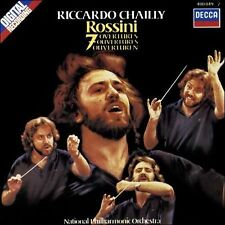 Rossini: 7 Overtures / Chailly (CD, London/Decca)