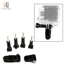 3-way Pivot Arm Assembly Extension + 4x thumb knob for GoPro Hero 4/3+/3/2/1