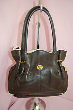MISTY Venice Collection  Brown Leather GORGEOUS Handbag~$221~EUC