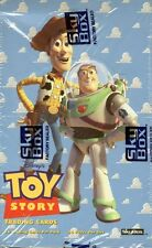 TOY STORY (SKYBOX) TRADING CARDS BOX BLOWOUT CARDS