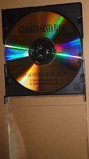 Gilberto Santa Rosa - Por La Herida De Un Amor - Promo CD Single. 2006. Like New