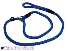 Dog Puppy Pet Walking Adjustable Rope Easy Slip Lead Collar