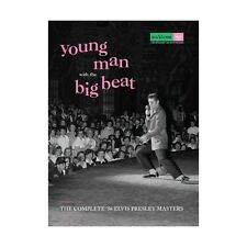 CD YOUNG MAN WITH THE BIG BEAT THE COMPLETE '56 ELVIS PRESLEY MASTERS 8887500614