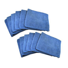 12 Microfiber Towel Cleaning Cloth for LED TV Computer Tablet Auto Detailing
