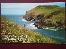 POSTCARD CORNWALL PORT QUIN