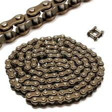 HIGH SPEED MOTOR MINIMOTO MINI MOTO BIKE DRIVE CHAIN 25h 136 WITH SPARE 47/49cc