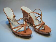 Patrizia Pepe Casual Open Toe Strappy High Heel Shoes Women's Size 10