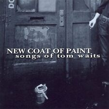 V.A.-New Coat of Paint: Songs of Tom Waits by Various Artists-NEW CD