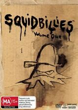 SQUIDBILLIES VOLUME 1 - ADULT SWIM - BRAND NEW SEALED DVD BOX SET R4
