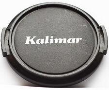Original Kalimar Front Lens Cap 49mm 49 mm Snap-on
