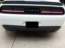 15 -17 Challenger REAR Marker Light Tint TINTED Overlay DECALS Scat Pack Hellcat