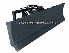 "NEW 84"" 6-WAY DOZER BLADE ATTACHMENT for / fits Bobcat Skid Steer Track Loader"