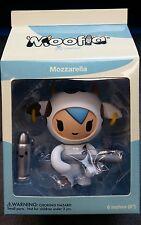 """Tokidoki Moofia Mozzarella 6"""" Figure Rare Strangeco Simone Legno Kidrobot New"""