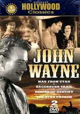 John Wayne - Collector's Choice Double Feature (DVD, 2-Disc Set) 4 MOVIES  A