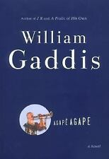 Agape Agape, William Gaddis, Good Book