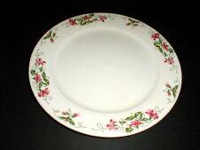 Homer Laughlin Restaurant Ware Seville French PINK VIOLETS Dinner Plate/s (18E)