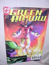 Green Arrow #6 - Quiver Chapter Six: The Hollow Man 2001