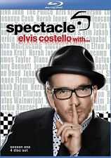 Elvis Costello: Spectacle - Season One [Blu-ray 4-disc box set]