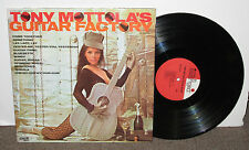 TONY MOTTOLA Guitar Factory, orig vinyl LP, 1970, VG/VG+, cheesecake, sexy girl