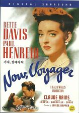 NOW, VOYAGER   NEW   DVD