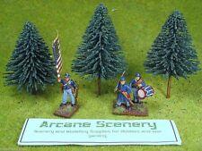 Arcano paisaje Pack De 3 Medio árboles de abeto