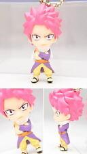 Bandai Fairy Tail Swing Keychain Key chain Vol 1 mini Figurine Natsu Dragneel
