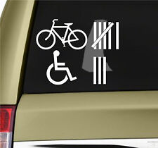 Funny Accident Kill Victory Count Tally Vinyl  Sticker Decal JDM Car Truck SUV