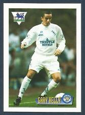 MERLIN-1996-COLLECTOR CARD SERIES 96 - #25-LEEDS UNITED & EIRE-GARY KELLY