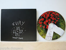 FURY IN THE SLAUGHTERHOUSE Dead + Gone  Maxi-CD Digipac
